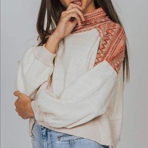 Free People Sweater Size Small NWT